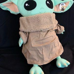 """NEW Baby Yoda 20"""" Pillow Buddy Plush"""
